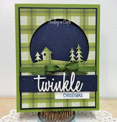 Banking On Crafts Twinkle Twinkle, Creativity, Crafty, Frame, Christmas, Fun, Design, Home Decor, Picture Frame