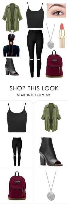 """""""Lie to me"""" by x1916diamondx ❤ liked on Polyvore featuring Topshop and Karen Kane"""