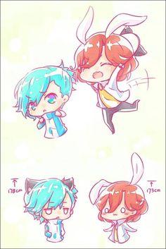 Uta no Pince-sama - Reiji and Ai