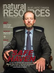 Natural Resources Magazine November 2013