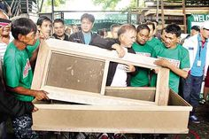 In Olongapo, drug surrenderers given jobs making caskets