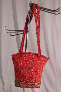 Women's Purse Shoulder Crossbody Sling Bag Naples Bag Co. Multi-color Canvas  #NaplesBagCo #Purse