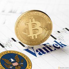 Bitcoin ETF Înmatriculat cu SEC de către liderul fondului de aur Vaneck