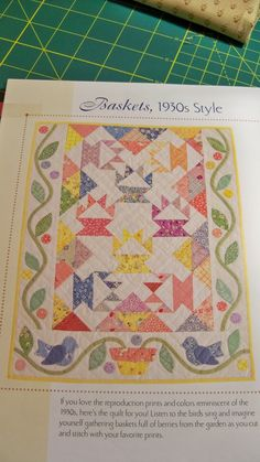 Scrapbooking, Quilting, Baking and Reading Mysteries. Quilt Bag, Doll Quilt, Houston Quilt Show, Color Patterns, Quilt Patterns, Basket Quilt, Small Quilts, Quilt Blocks, Scrapbooking