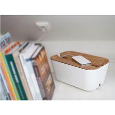 les boîtes à chargeurs et prises multiples Hideaway de BoSign - LAPADD - objets de lutte contre les contraintes du quotidien