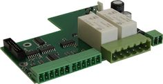Expansion Board for Didactum 500 II monitoring system Server Rack, Process Control, The Expanse, Constellations, Remote, The Unit, Board, Sign, Planks