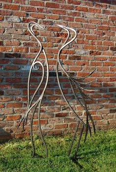 Dancing Cranes by Adrian The Smith at Trinity Forge, via Flickr