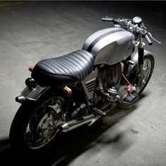 1978 bmw r100/7. custom. the form of function.