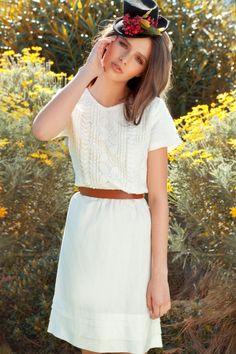 Kasey Dress by Pamela Usanto