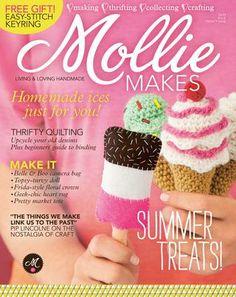 Mollie Makes issue 29 http://issuu.com/futurepublishing/docs/molliemakes29