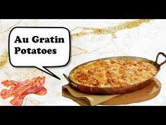 Εύκολη Συνταγή : Πατάτες Ογκρατέν (Γίναμε Σεφ Εξαιτίας Του Κοροιναιού) - YouTube