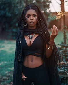 This is an extract of the shooting with the very Great Photograph the Incredible Designer Pretty People, Beautiful People, Estilo Dark, Black Goth, African Beauty, Dark Beauty, Beautiful Black Women, Black Girl Magic, Character Inspiration
