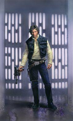 Han Solo - Terese Nielsen