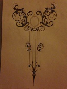 Victorian styled design
