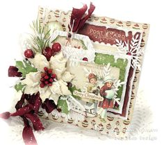 My Little Craft Things: Pion Design - Christmas Wish List