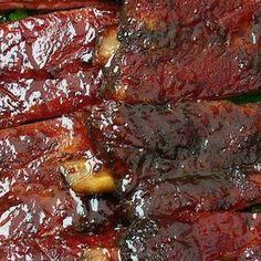 Sweet Baby Ray's crock pot ribs Crockpot Bbq Ribs, Crockpot Dishes, Crock Pot Slow Cooker, Crock Pot Cooking, Pork Dishes, Slow Cooker Recipes, Cooking Recipes, Barbecue Ribs, Cooking Tips