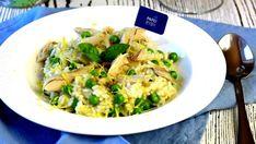 Uzená makrela je oblíbená jako pochoutka s chlebem, často z ní také připravujeme… Potato Salad, Risotto