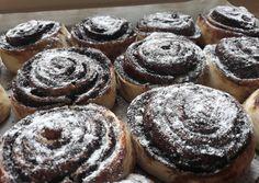 Winter Food, Doughnut, Recipies, Cheesecake, Deserts, Muffin, Baking, Breakfast, Pastries