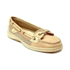 Great Condition Leather Sperrys
