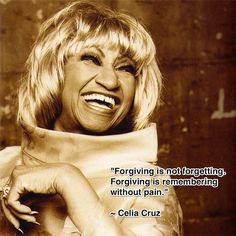 Brought to you by Ms. Celia Cruz!