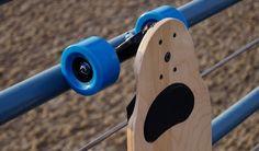 ZBoard 2 : Skateboard eléctrico