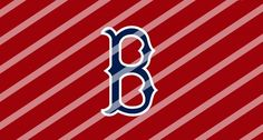 Boston Red Sox Edible Cake Topper Frosting 1/4 Sheet Image #18