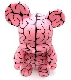Brain Bearbrick