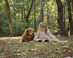 toddler photos, toddler pictures, toddler with dog, toddler reading to dog