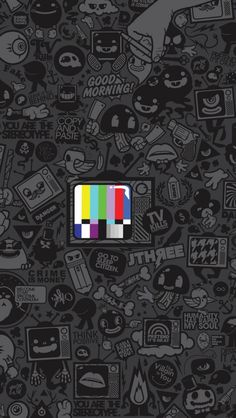 Tv Kills Everything #iPhone 5s Wallpaper | http://www.ilikewallpaper.net/iphone-5-wallpaper/ ,keep it so that you can find more wonderful #iPhone 5s #wallpapers anytime.