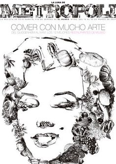 Covers of Metrópoli( Illustration) by Raul Arias, #editorial