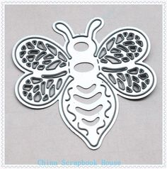 Cheap paper die, Buy Quality paper die cuts directly from China paper cutting dies Suppliers: PANFELOU 6*6CM Metal craft Lovely fat bees paper die cutting die for Scrapbooking/DIY Valentine's day cards