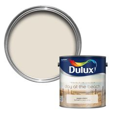 Dulux Travels In Colour Pistachio Whip Green Flat Matt Emulsion Paint Cream Paint Colors, Hallway Colours, Room Colors, Cream Flats, Kitchen Dinning Room, Dining, Yellow Flats, Pallet Painting, Hallway Decorating