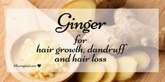 Psoriasis Free For Life - Ginger for hair is highly recommended to use for hair growth, dandruff and hair loss treatment in Ayurveda. Check out ginger remedies for hair problems. Psoriasis Free For Life - Hair Remedies For Growth, Hair Growth Treatment, Hair Loss Remedies, Hair Treatments, Psoriasis Diet, Healthy Hair Tips, Prevent Hair Loss, Dandruff, Hair Care Tips
