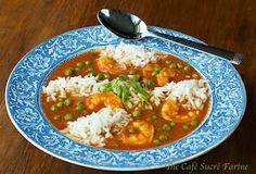 The Café Sucré Farine: Coconut Shrimp Curry