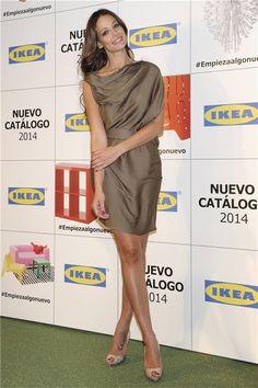 Eva González Club de Fans: Presentación de la campaña de Ikea 'Empieza algo nuevo' , con Eva González (11/9/2013)