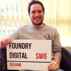 Wishing Hector the best luck as he sets off on Australian travels. He's been a FANTASTIC #designer http://www.foundrydigital.co.uk/hector-is-off-to-oz/ #bonvoyage #safetravels #webdesign #website #graphics #design