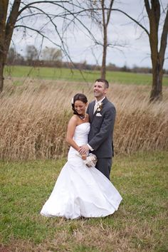 Farm Wedding In Wisconsin