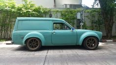 Ford Mk1 Escort Wagon with a 2JZ-GTE inline-six