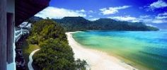 The Andaman Resort, Datai Bay, Langkawi with a serene and peaceful beachfront offering 186 luxurious rooms