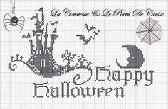 Free Halloween Cross Stitch Patterns | Cross Stitch Halloween