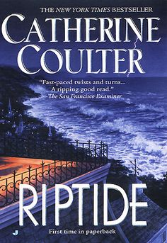"""Riptide by Catherine Coulter...Alice served a """"Mystery Meal"""":  """"ham""""balls made with ground beef & bologna; mashed cauliflower, apple pie ( made with some potatoes)"""