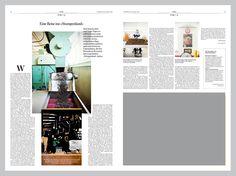 "Michael Gollong – Hotellerie et Gastronomie Zeitung No. 32-2011 ""Stumpenland"", Fotos: Gina Folly."