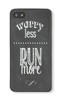 iPhone 5/5S Phone Case DAYIMM Worry Less, Run More. Black PC Hard Case for Apple iPhone 5/5S Case DAYIMM? http://www.amazon.com/dp/B017LLO6AK/ref=cm_sw_r_pi_dp_Kyuqwb0M6H4PD