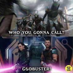 Oh my god... I hadn't noticed that the soldiers of Asgard were dead.... HELAAAAAA!!!!