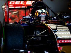 2015 US GRAND PRIX   Scuderia Toro Rosso