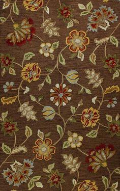 Bashian Verona R130 Lc124 Chocolate Area Rug Incredible Rugs And Decor