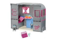 R.V. Seeing You Camper (Glitter) | Our Generation Dolls