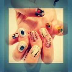 nail/jelnail/art/ネイル/ジェルネイル