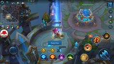 Heroes Evolved Gidion Gameplay