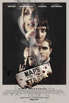 "David Cronenberg's ""Maps to the Stars"" is now playing in Houston at Sundance Cinemas. The film stars Mia Wasikowska, Julianne Moore, Robert Pattinson, John Cusack, and Sarah Gadon. #examinercom #MapstotheStars #moviereview #MiaWasikowska #JulianneMoore #RobertPattinson #DavidCronenberg #drama #Movies"